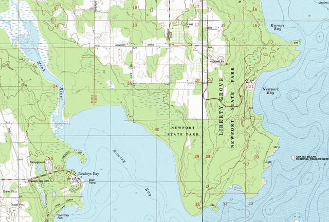 29 Innovative Map Of Wisconsin State Parks | afputra.com