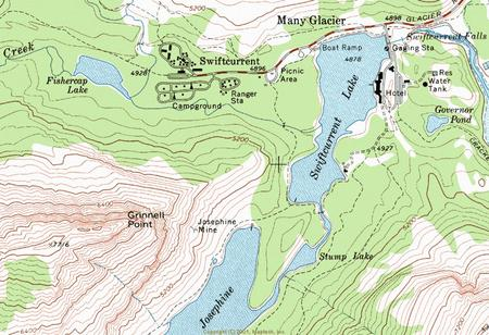 My Wisconsin Space » Topographic Map of the Many Glacier ... on montana big sky resort map, montana billings map, montana on a map, montana hot springs map, montana california map, montana mile marker map, montana city map, montana red lodge map, montana united states map, montana ennis map, montana wildlife map, montana continental divide trail map, montana yellowstone map, montana idaho map, montana camping map, montana zip code map, montana helena map, montana great falls map, montana bozeman map,