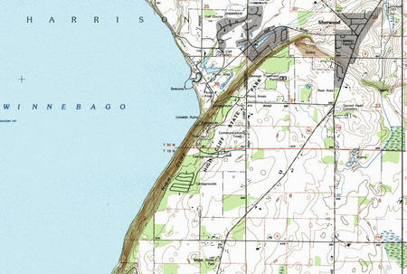 My Wisconsin Space » State Park Map