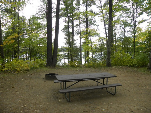My Wisconsin Space » Crystal Lake Campground